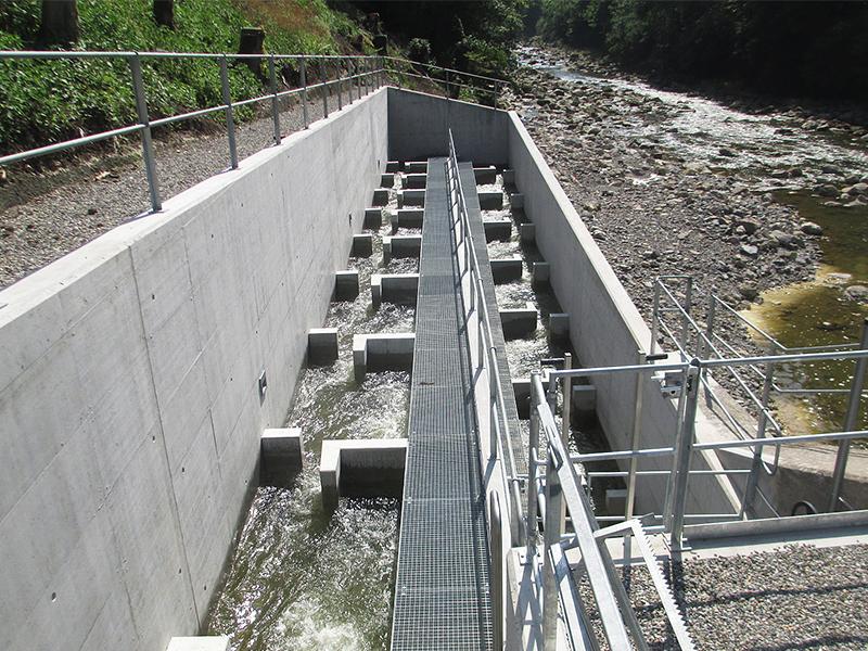 Kraftwerk Waldhalde