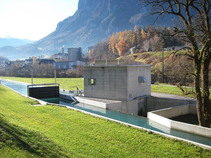 Kraftwerk Walzmühle I & II