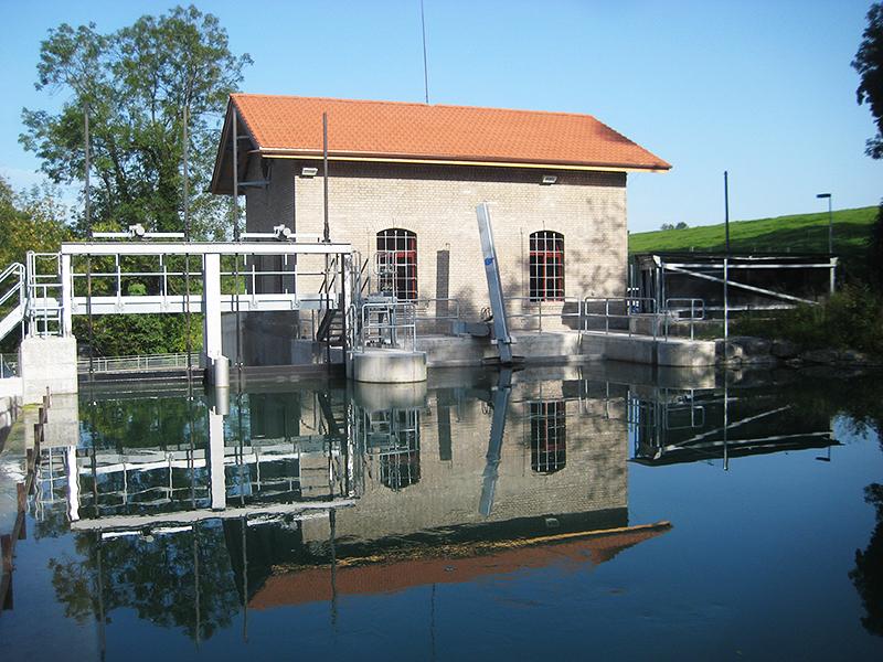 Kraftwerk Untermühle